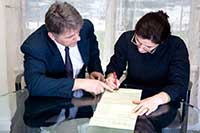 A team of credit consultants are assigned to provide individual attention to each client's credit problem